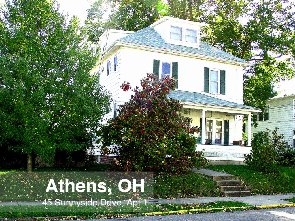 Athens Ohio Apartments For Rent 1 Bedroom 28 Images