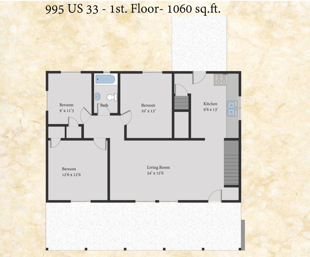 995 Old Us 33 Shade Capstone Properties Athens Ohio