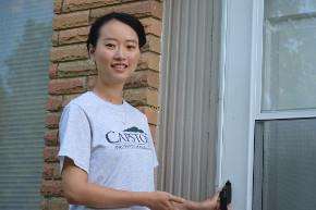 athens ohio rental housing female graduate student