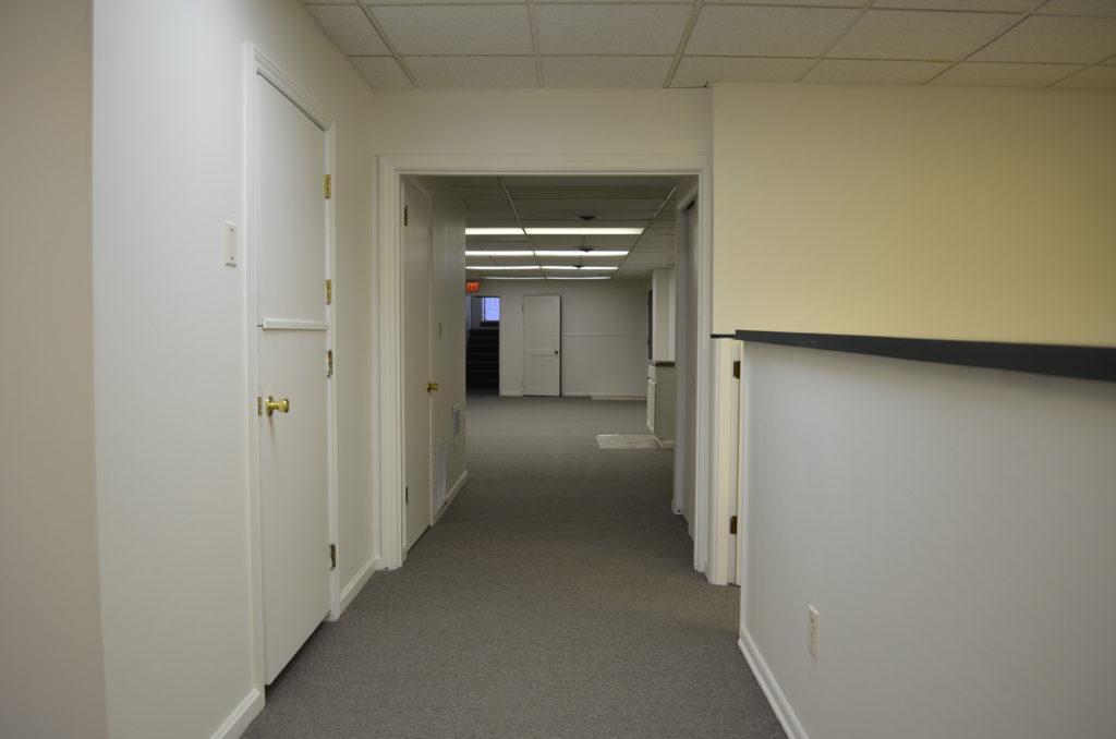 141 Columbus 1st floor hallway area