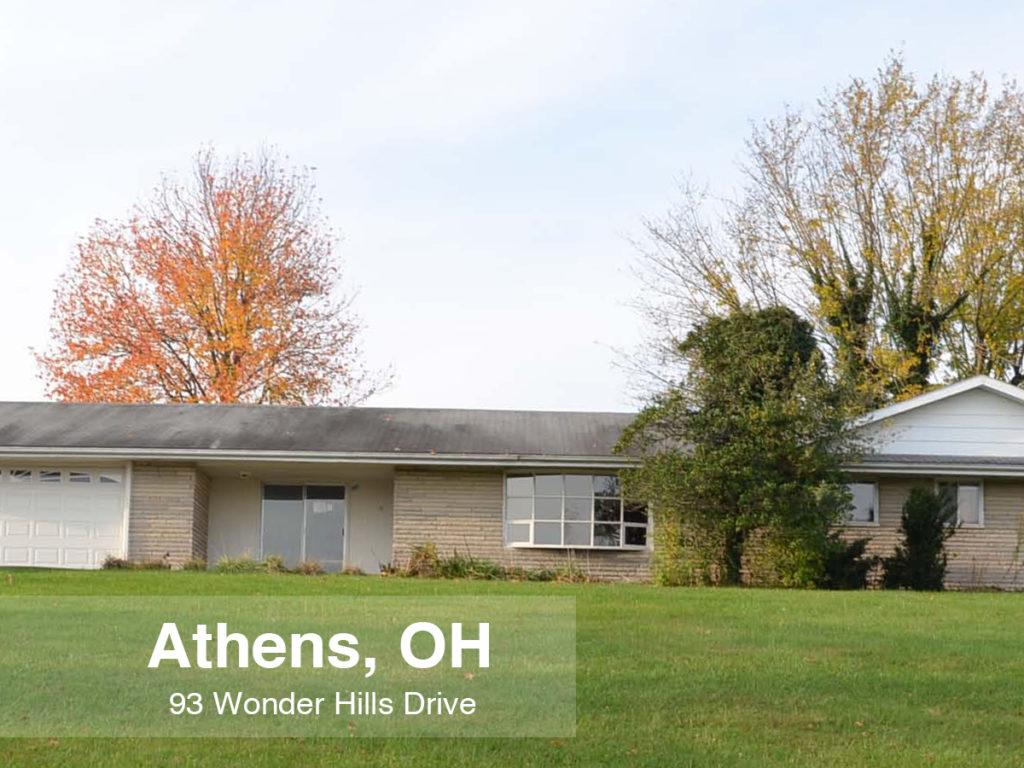 Car Rental Athens Ohio