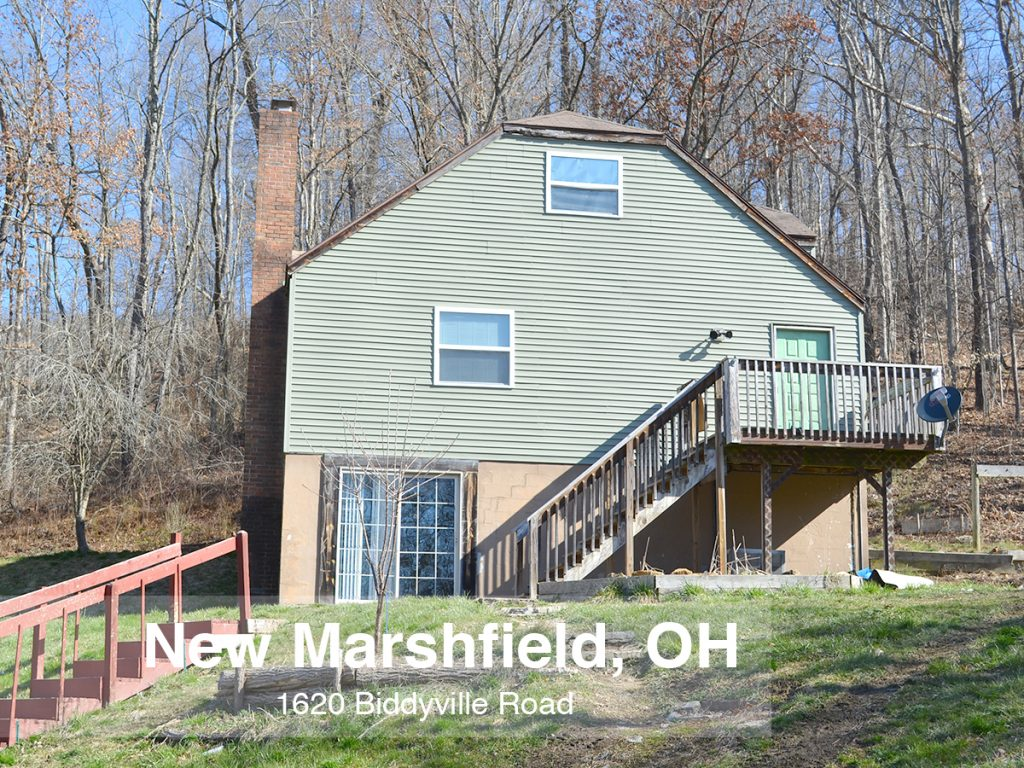 1620 Biddyville - New Marshfield